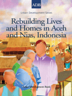 Rebuilding Lives and Homes in Aceh and Nias, Indonesia
