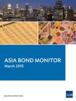 Asia Bond Monitor: March 2015