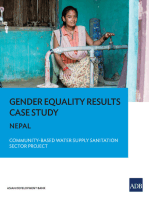Gender Equality Results Case Study
