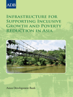Infrastructure for Supporting Inclusive Growth and Poverty Reduction in Asia