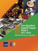Core Agriculture Support Program Phase II