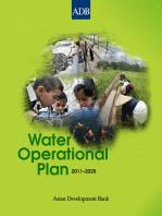 Water Operational Plan 2011–2020