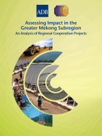 Assessing Impact in the Greater Mekong Subregion