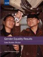 Gender Equality Results Case Studies