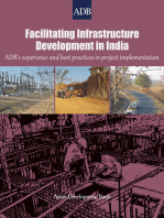 Facilitating Infrastructure Development in India