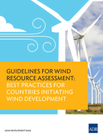 Guidelines for Wind Resource Assessment