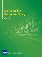 Accountability Mechanism Policy 2012