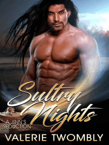 Sultry Nights: A Jinn's Seduction, #2