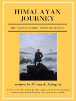 Himalayan Journey-The Psychic Soldier Series-Book 1