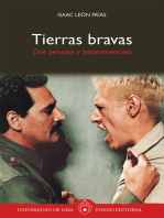 Tierras bravas: Cine peruano y latinoamericano