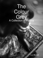 The Colour Grey - A Collection of Poems