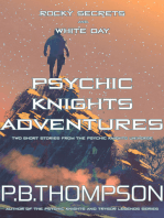 Psychic Knights Adventures (Rocky Secrets and White Day)