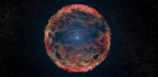 This Truly Bizarre Exploding Star Might Be a Zombie of Sorts