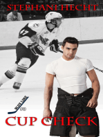 Cup Check (Blue Line Hockey #3)
