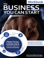 The Business You Can Start Workbook