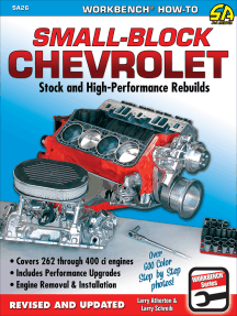 Small Block Chevrolet: Stock and High-Performance Rebuilds