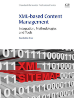 XML-based Content Management
