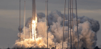 3-Plus Tons Of Supplies Headed To International Space Station After Virginia Liftoff