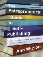 Entrepreneurs' Guide to Self-Publishing
