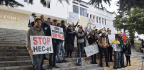 Albanian Activists Hold Two-Day Protest Against the Building of Hydropower Plants in Valbona National Park