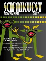 Scifaikuest November 2017