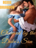 Charmed by the Duke's Son