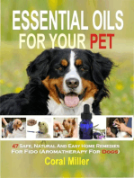 Essential Oil for Pets