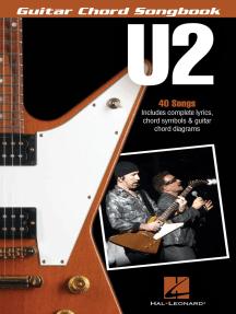 U2 - Guitar Chord Songbook