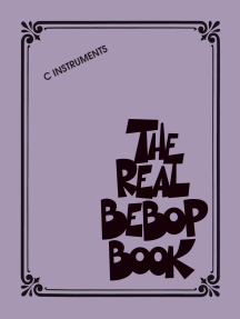 The Real Bebop Book: C Edition