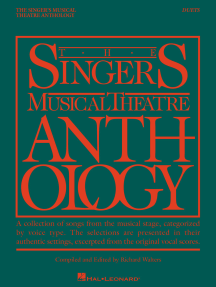 The Singer's Musical Theatre Anthology: Vocal Duets Book Only
