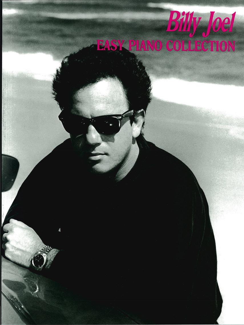 Billy Joel by Billy Joel - Sheet Music - Read Online