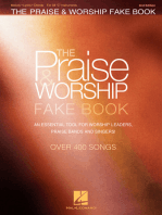 The Praise & Worship Fake Book - 2nd Edition