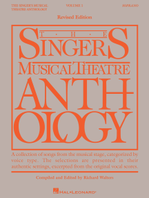 The Singer's Musical Theatre Anthology Volume 1: Soprano Book Only