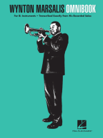 Wynton Marsalis - Omnibook
