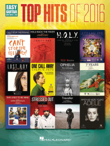 Top Hits of 2016 Songbook