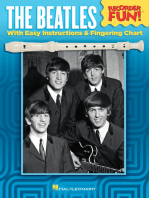 The Beatles - Recorder Fun!: with Easy Instructions & Fingering Chart