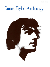James Taylor - Anthology