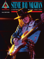 Stevie Ray Vaughan - Lightnin' Blues 1983-1987
