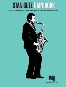 Stan Getz - Omnibook: for B-flat Instruments
