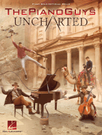 The Piano Guys - Uncharted: Piano Solo with optional cello