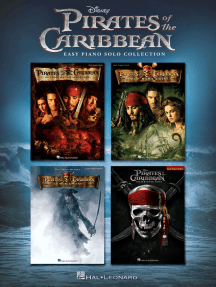 Pirates of the Caribbean: Easy Piano Solo Collection