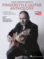 Igor Presnyakov's Fingerstyle Guitar Anthology
