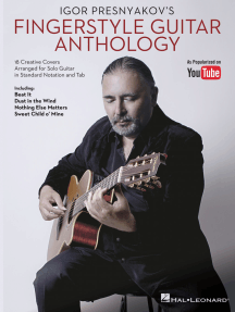 Igor Presnyakov's Fingerstyle Guitar Anthology