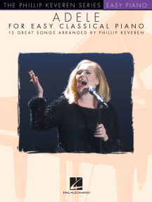 Adele for Easy Classical Piano: The Phillip Keveren Series