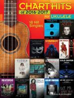 Chart Hits of 2016-2017 for Ukulele: 18 Hit Singles