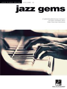 Jazz Gems: Jazz Piano Solos Series Volume 13