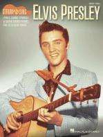 Elvis Presley - Strum & Sing Guitar
