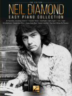 Neil Diamond - Easy Piano Collection - 2nd Edition