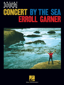 Erroll Garner - Concert by the Sea: Artist Transcriptions for Piano