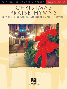 Christmas Praise Hymns: Phillip Keveren Series